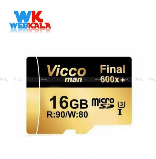 کارت حافظه microSDHC ویکو من مدل Final 600x کلاس 10 استاندارد UHS-I U3-تصویر اصلی