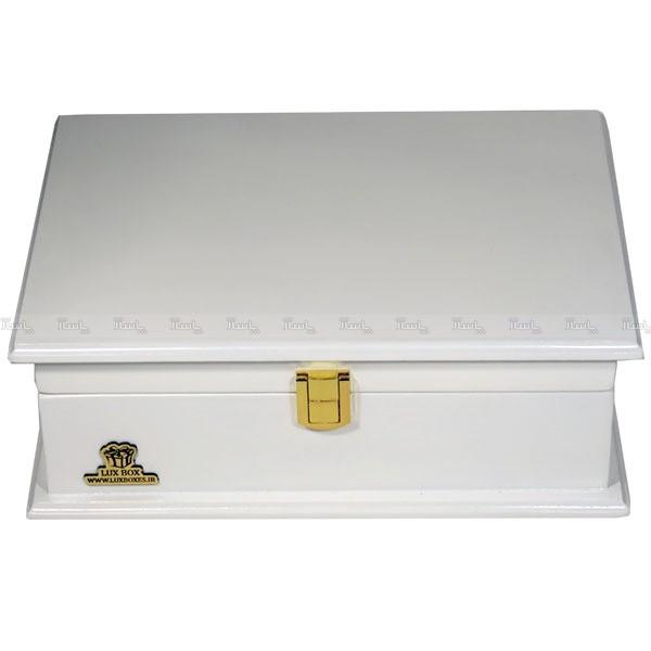 جعبه کادویی جعبه نفیس جعبه هدیه جعبه چوبی کد LB103-تصویر اصلی