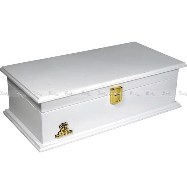 جعبه کادویی جعبه نفیس جعبه هدیه جعبه چوبی کد LB102-تصویر اصلی