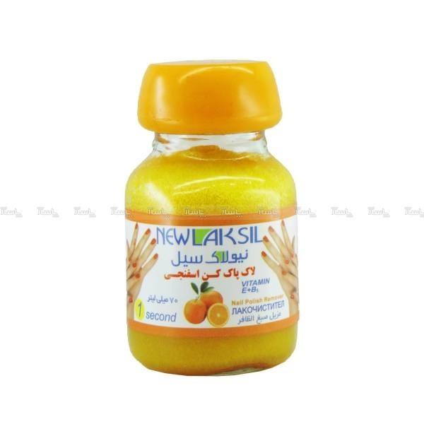 لاک پاک کن اسفنجی لاک سیل مدل پرتقال-تصویر اصلی