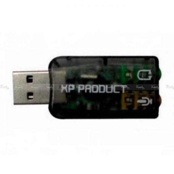 کارت صدا ایکس پی پروداکت USB-تصویر اصلی