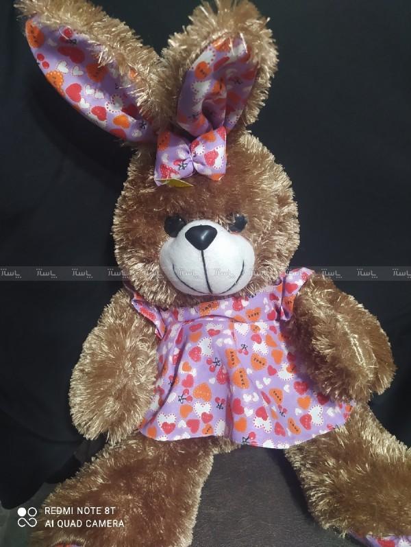 عروسک پولیشی خرگوش-تصویر اصلی