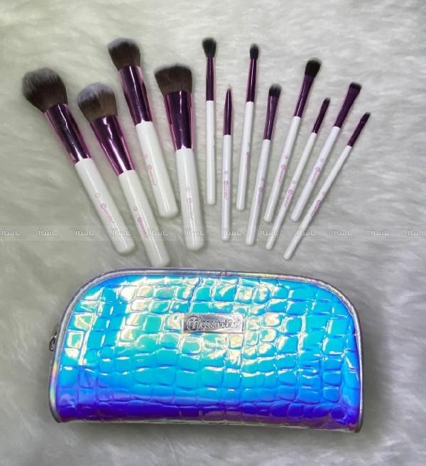 ست براش هولوگرامی جذاب bh cosmetics-تصویر اصلی