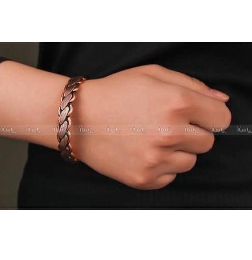 دستبند مسی مناسب برای آقایان و خانم ها-تصویر اصلی