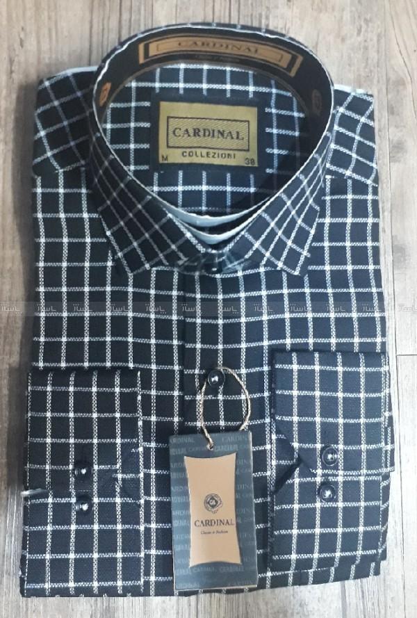 پیراهن مردانه چهارخونه-تصویر اصلی