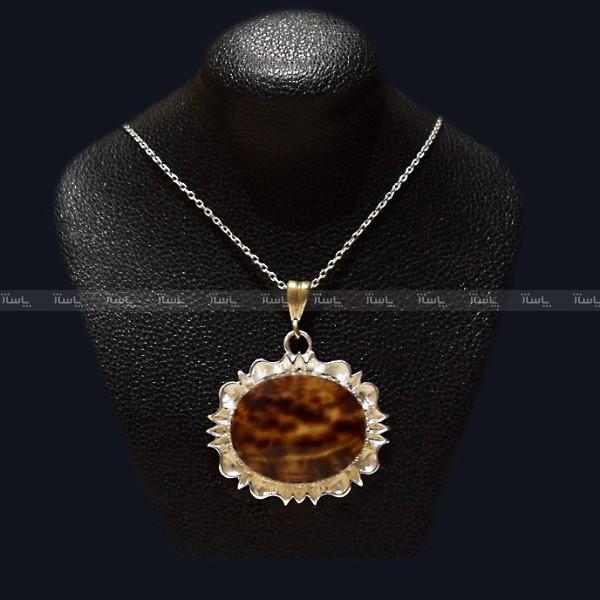 گردنبند نقره صدفی ماسیا-تصویر اصلی