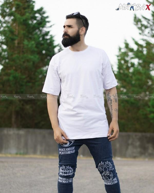 تی شرت ساده-تصویر اصلی