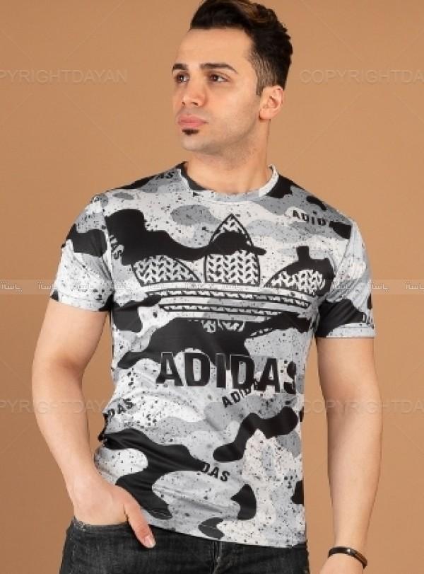 تیشرت مردانه Adidas مدل 13383-تصویر اصلی