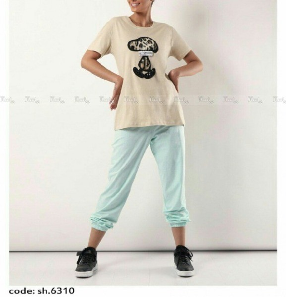 ست تیشرت شلوار-تصویر اصلی