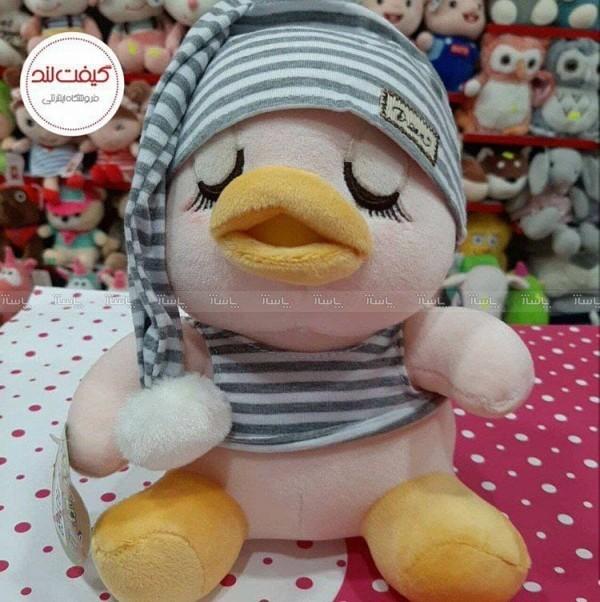 عروسک جوجه اردک خابالو-تصویر اصلی