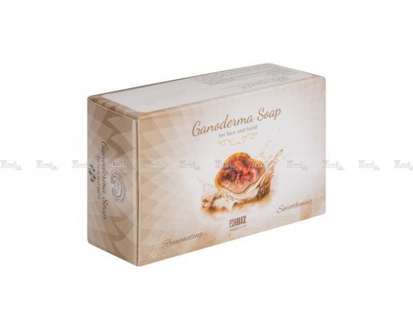 صابون قارچ گانودرما- دست و صورت-تصویر اصلی