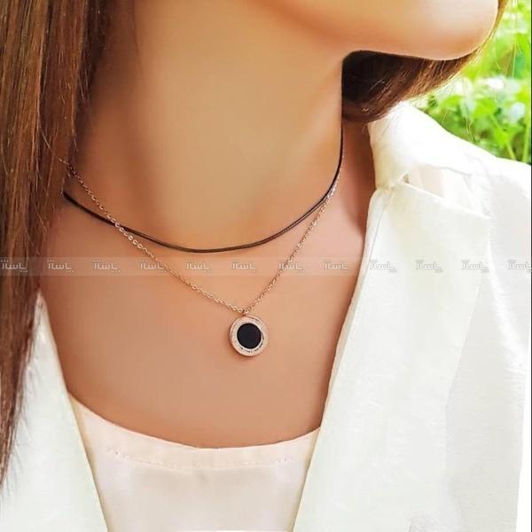 گردنبند چوکر استیل-تصویر اصلی