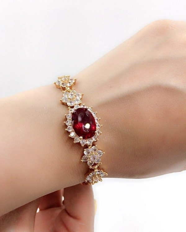 دستبند جواهری-تصویر اصلی