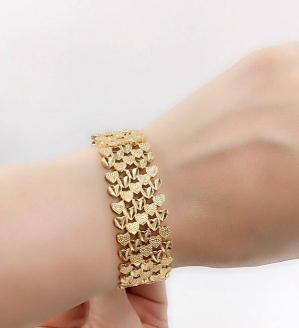 دستبند طرح طلا-تصویر اصلی