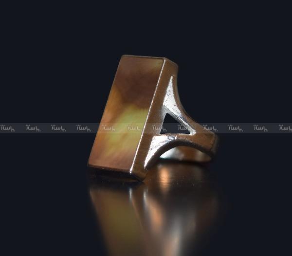انگشتر صدفی ( ارسال رایگان )-تصویر اصلی