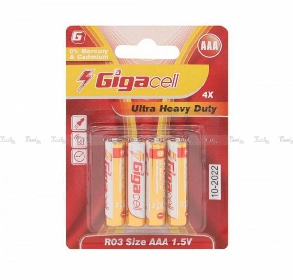 باتری نیم قلمی GigaCall-AAA مدل Ultra Heavy Duty-تصویر اصلی