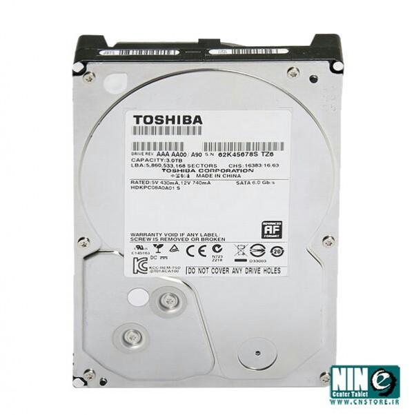 هارد دیسک اینترنال توشیبا DT01ACA100 ظرفیت 1 ترابایت-تصویر اصلی