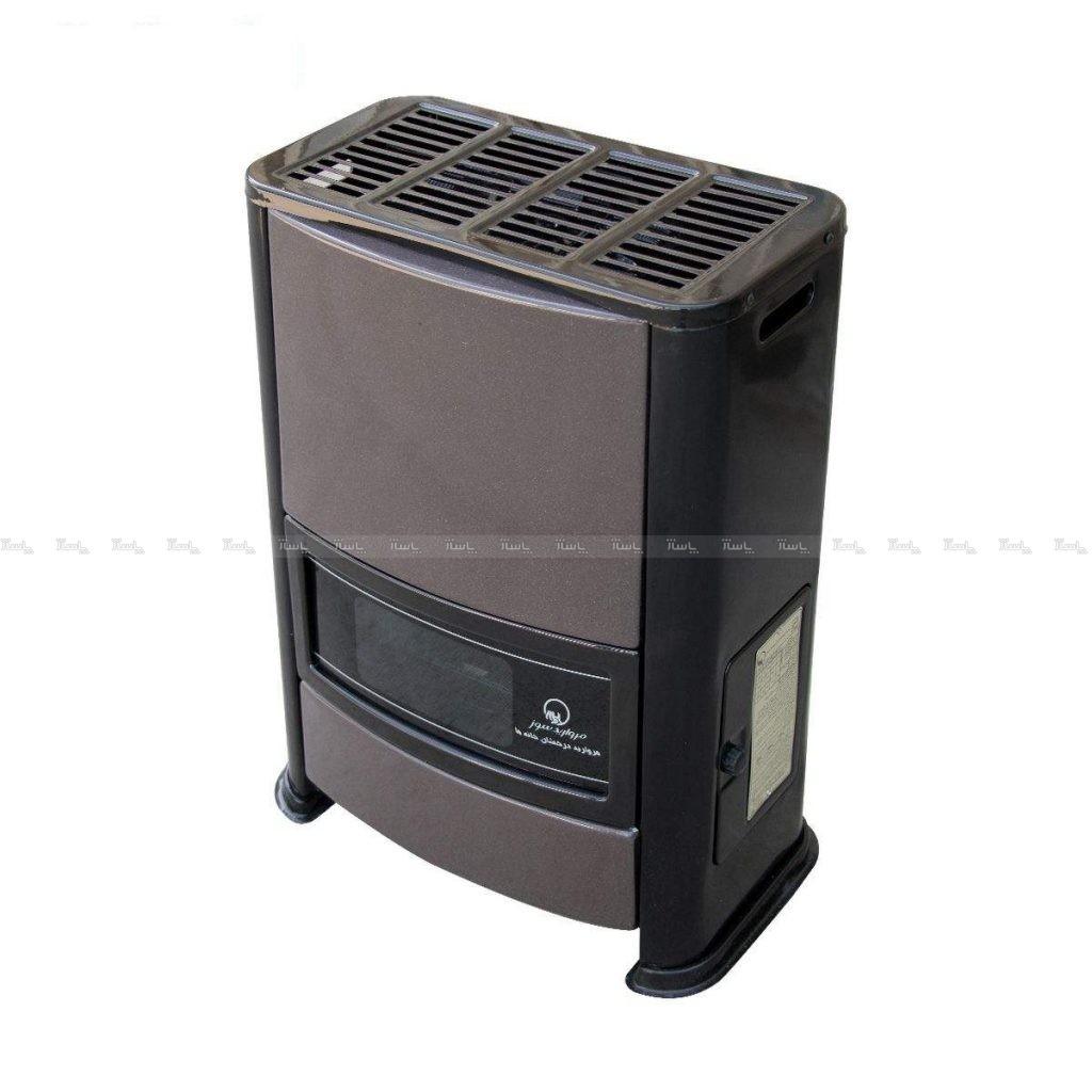 بخاری گازی مروارید سوز مدل ساده 8000-تصویر اصلی