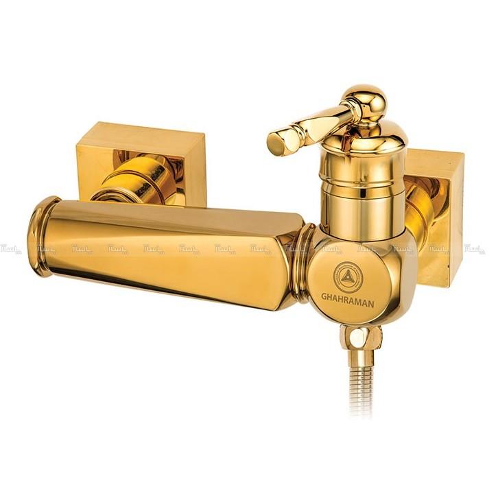 شیر توالت قهرمان مدل ارس طلایی-تصویر اصلی