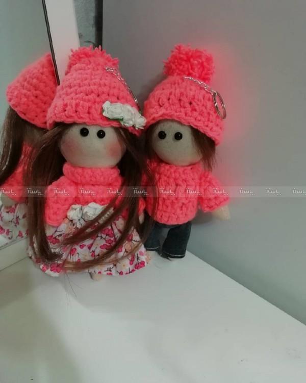 عروسک روسی ست گلبهی-تصویر اصلی