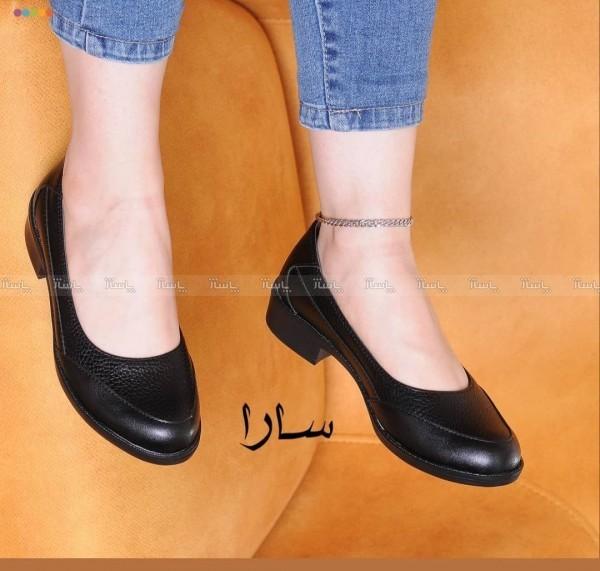 کفش پاشنه ۲ سانت-تصویر اصلی