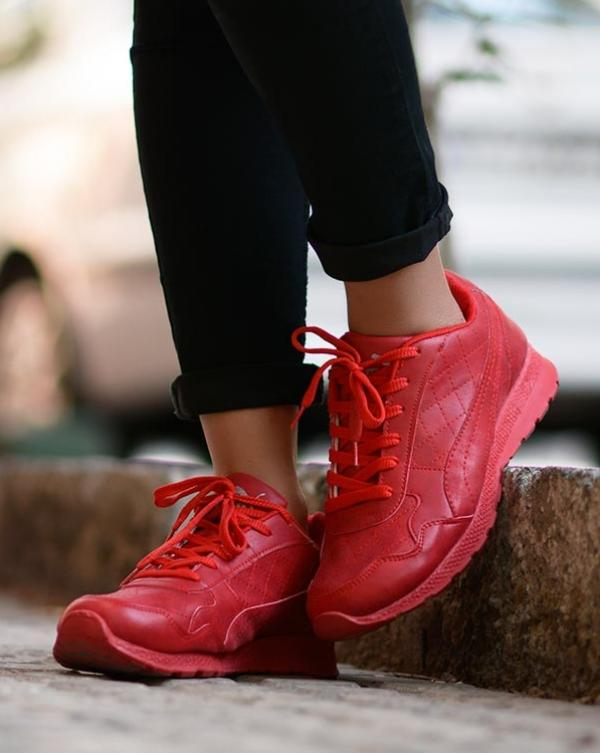 کفش ورزشی زنانه طرح ۰۴۶ puma-تصویر اصلی