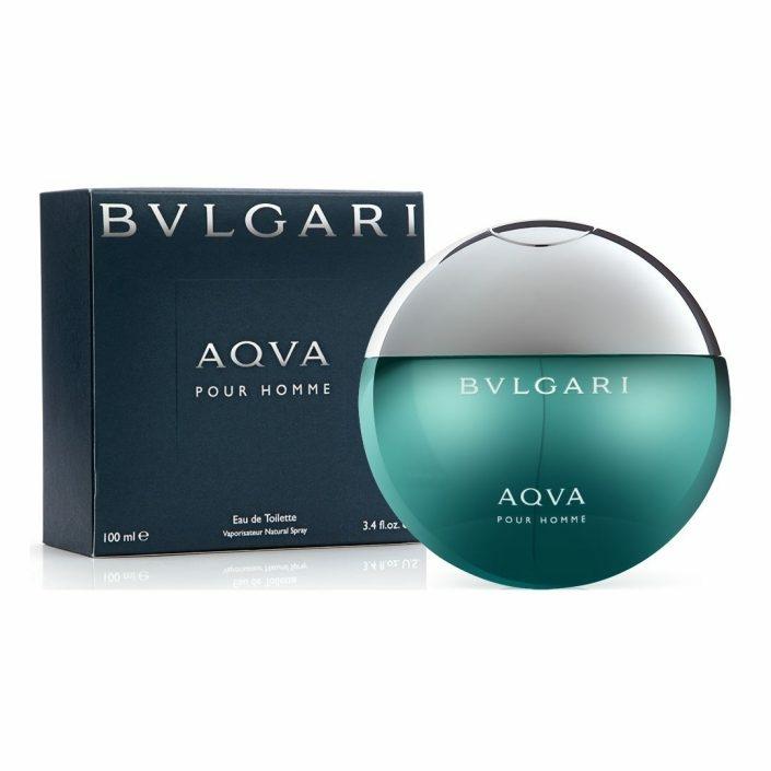 ادکلن مردانه BVLGARI AQVA POUR HOMME-تصویر اصلی