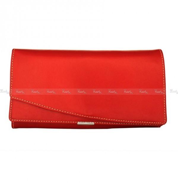 کیف پول زنانه چرم طبیعی-تصویر اصلی