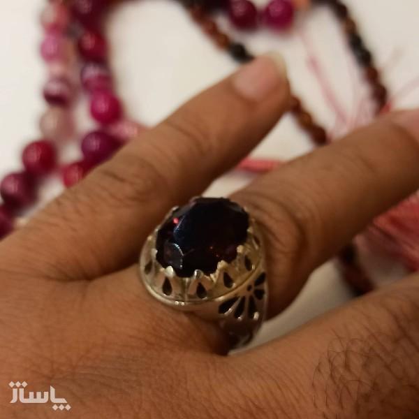 انگشتر مردانه اماتیست-تصویر اصلی