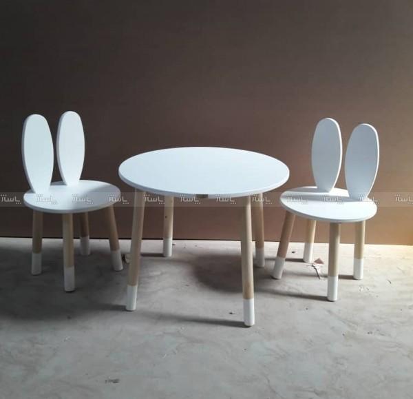 میز وصندلی خرگوشی-تصویر اصلی