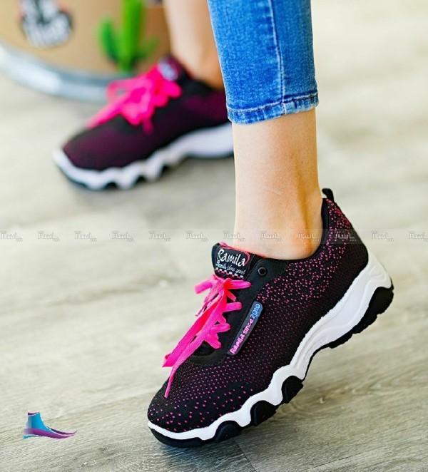 کفش کتانی ramila دخترانه