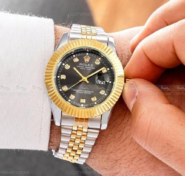 ساعت عقربه ای Rolex-تصویر اصلی