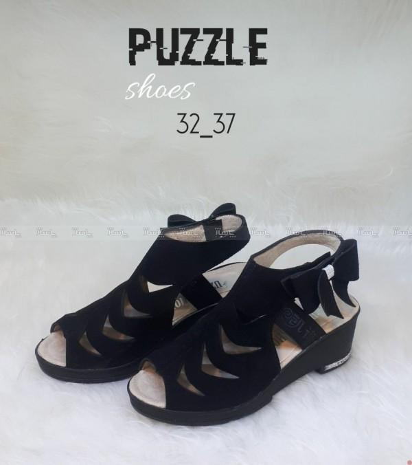 کفش بچگانه پاشنه سه سانت-تصویر اصلی