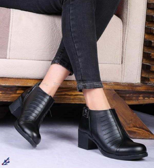 کفش زنانه ِچرم-تصویر اصلی
