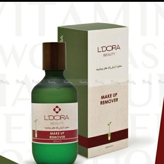 محلول آرایش پاک کن دو فازویتامینه لدورا-تصویر اصلی