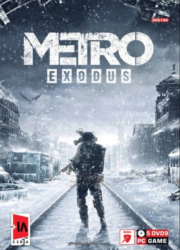 بازی کامپیوتری Metro Exodus-تصویر اصلی