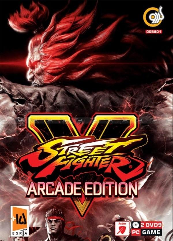 بازی کامپیوتری  Street Fighter V Arcade Edition-تصویر اصلی