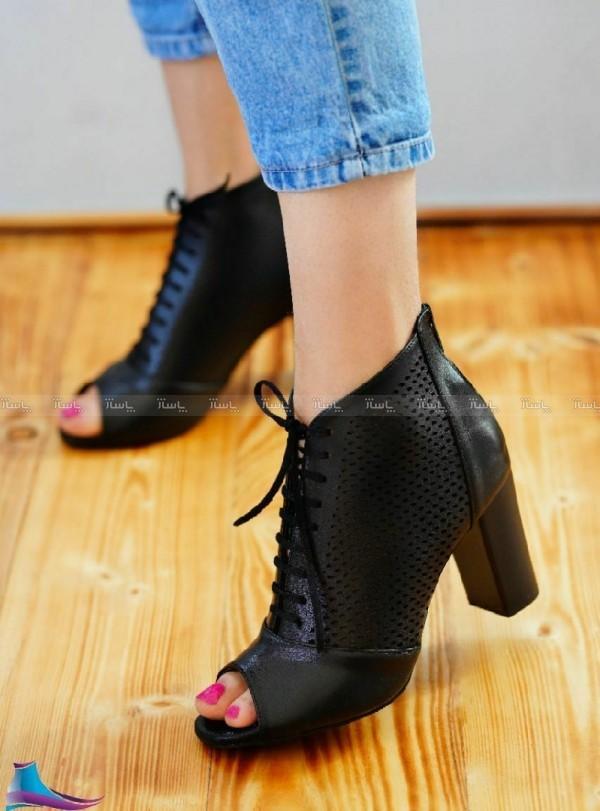 کفش پاشنه دار تابستانی Zi-تصویر اصلی