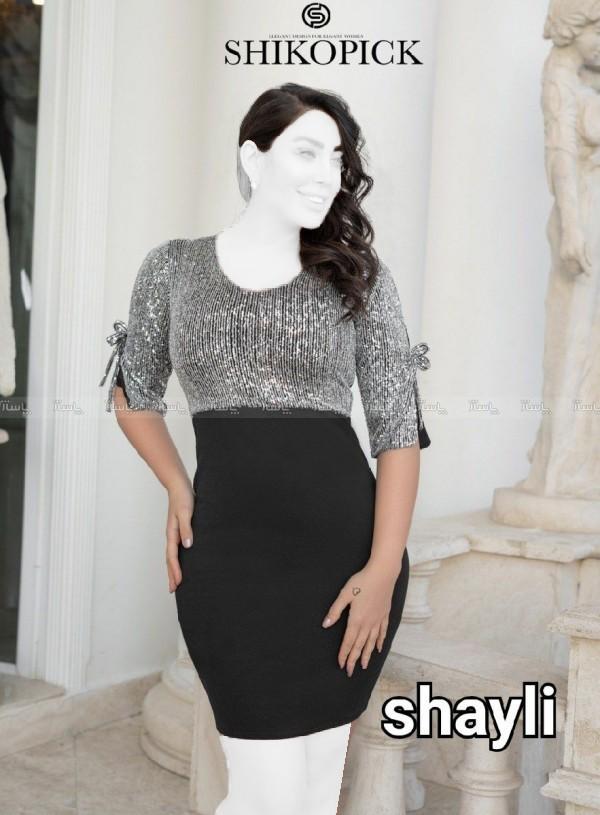 لباس مجلسی شایلی-تصویر اصلی