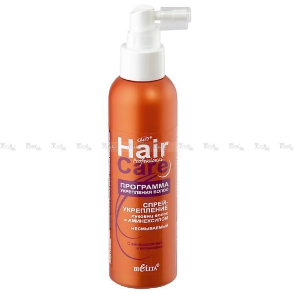 اسپری تقویت کننده و ضد ریزش مو bielita 150ml-تصویر اصلی