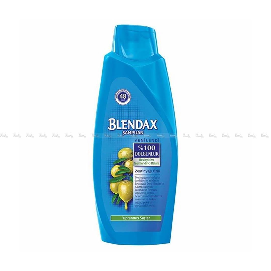 شامپو زیتون بلنداکس برای مو های ضعیف Blendax-تصویر اصلی