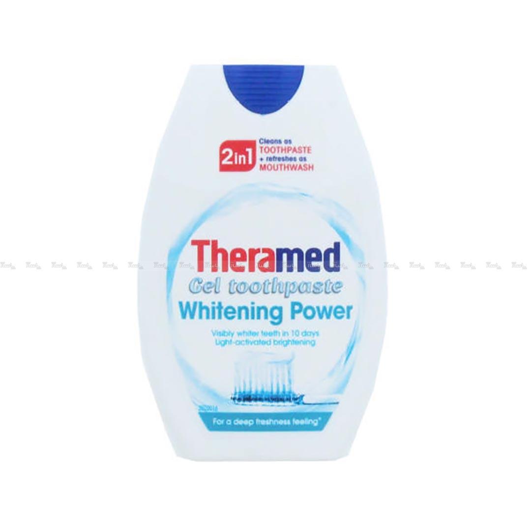 خمیردندان سفید کننده ترامد Theramed-تصویر اصلی