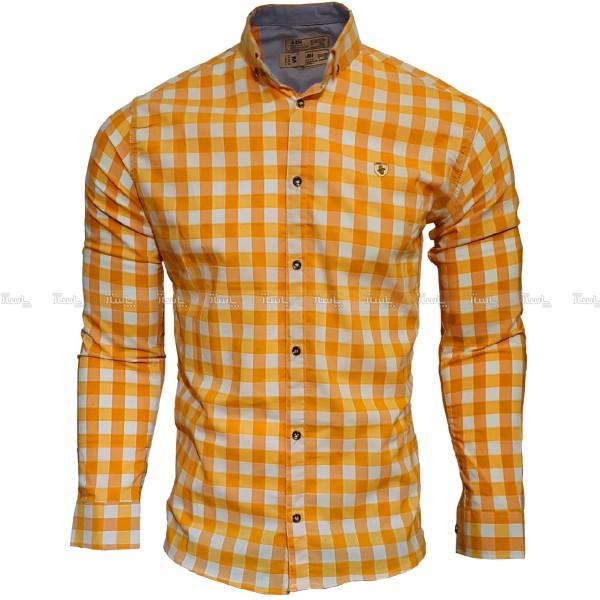 پیراهن مردانه چارخونه-تصویر اصلی