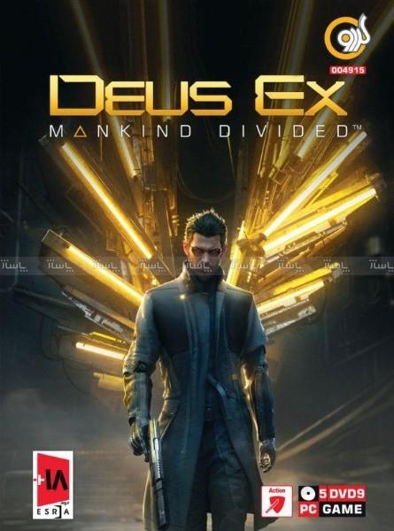 بازی Deus Ex-Mankind Divided-تصویر اصلی