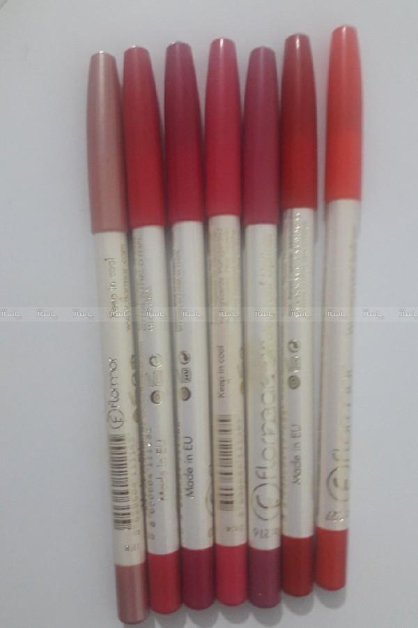 بسته ۷ عددی مداد لب فلورمار-تصویر اصلی