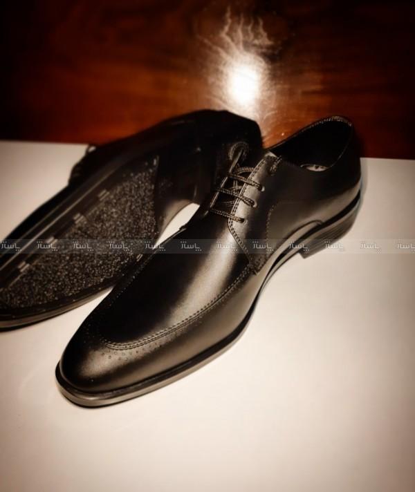 کفش چرم طبیعی گاوی تبریز-تصویر اصلی