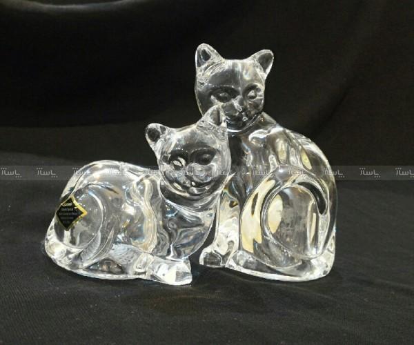 نمکدان جفتی طرح گربه-تصویر اصلی