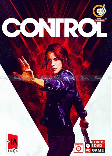 بازی کامپیوتری CONTROL-تصویر اصلی