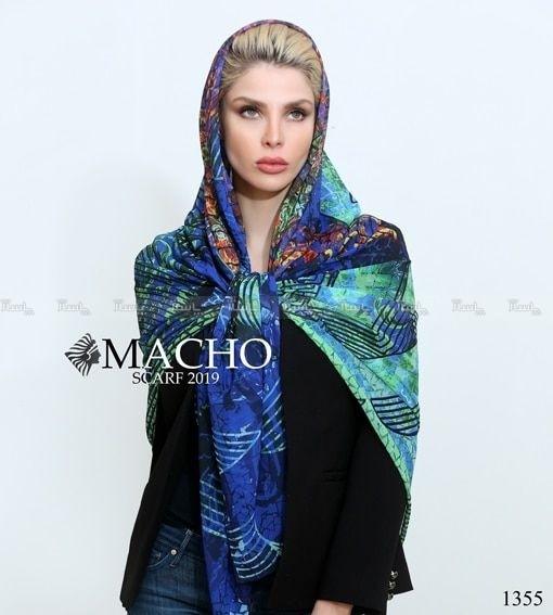 روسری برند ماچو-تصویر اصلی