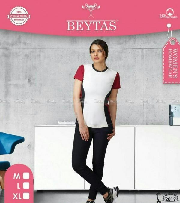 ست تیشرت و شلوار مدل بیتاس-تصویر اصلی